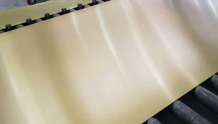 Architecture PVD-coating & nanoINOX