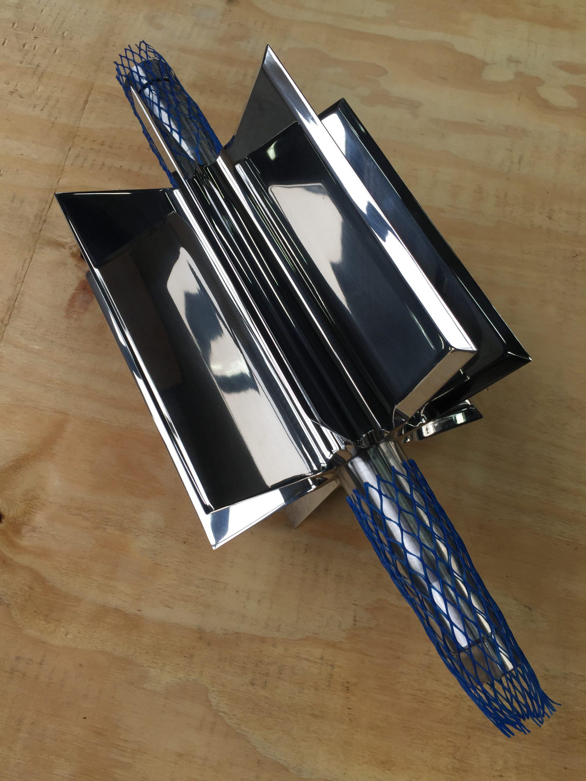 Rotor edelstahl mirror 8 spiegelpoliert