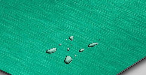 SATIN 1 Mint Green nanoINOX