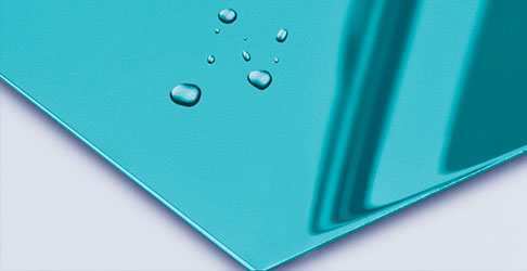 Super Mirror No 8 Stratos Blue nanoINOX