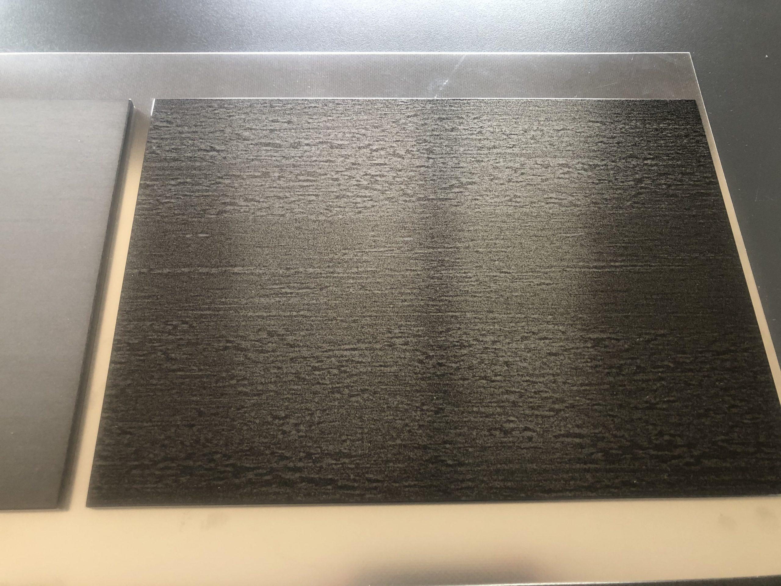Warmgewalzt NanoINOX black edelstahl